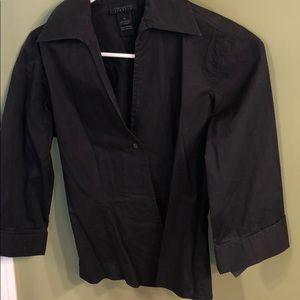 Limited Black dress Shirt Sz Small